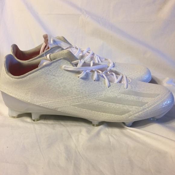 4a674944365 Adidas Adizero 5-star 5.0 Football Cleats White 18